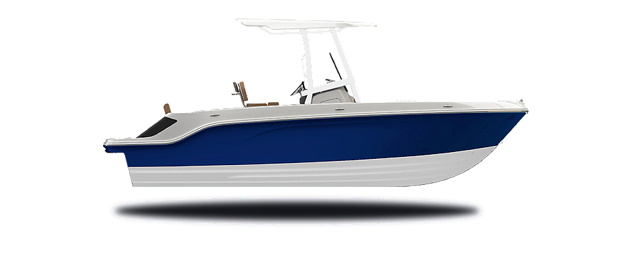 bayliner_trophy design
