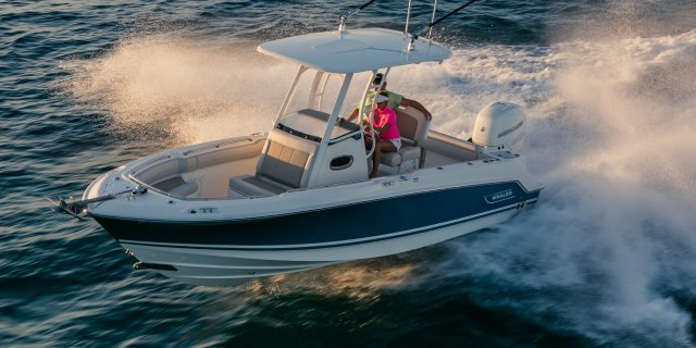 2021 Boston Whaler 23OUT
