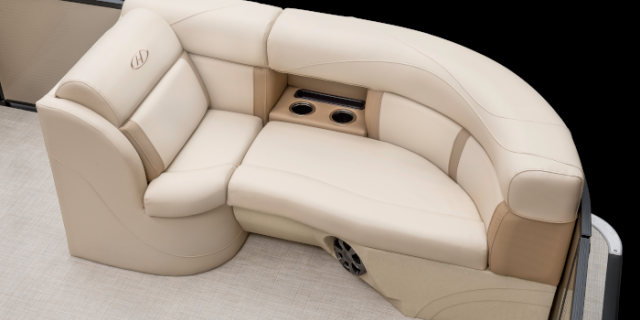 boat seating
