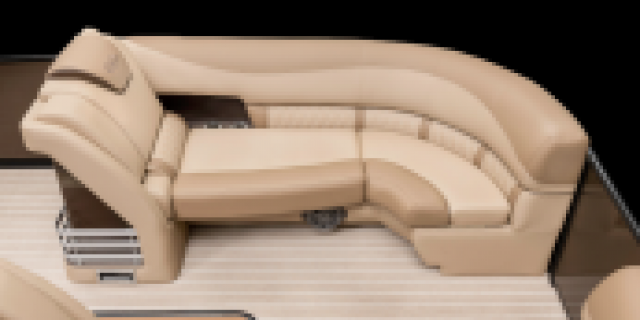 boat sectional