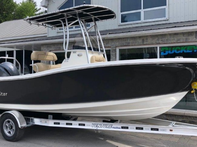 2019 Nautic Star 20XS