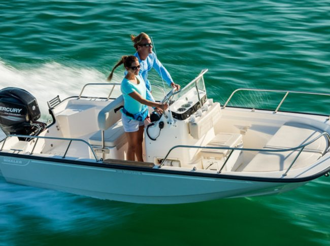 2021 Boston Whaler 15MNT